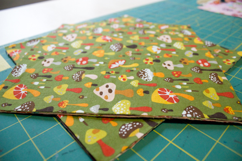 How-to Sew Cloth Napkins for a Waste-Free Lunchbox
