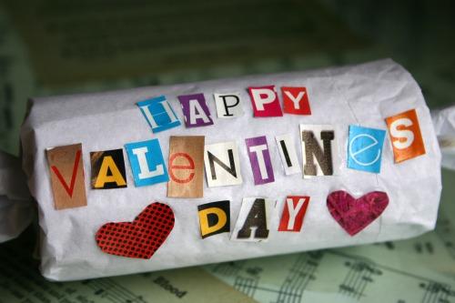 Toilet Paper Roll Valentine