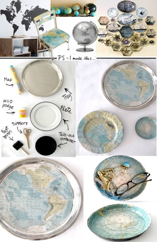 Upcycle Maps