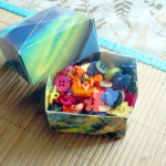 Wrapping Paper Crafts: Make an Origami Box