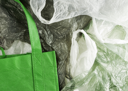 DIY Reuse Plastic Bags