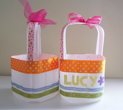 5 diy eco friendly easter baskets crafting a green world 5 diy eco friendly easter baskets negle Gallery