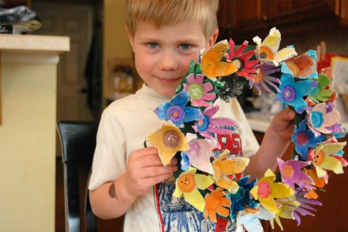 Eco-Friendly Spring Crafts for Kids