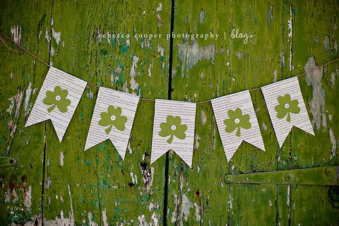 Eco-friendly St. Patrick's Day Craft Projects