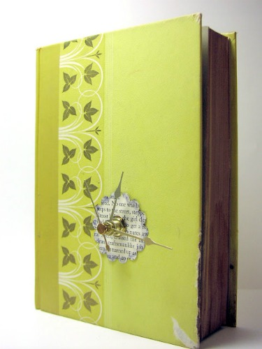 Creative Ways to Upycle Old Books