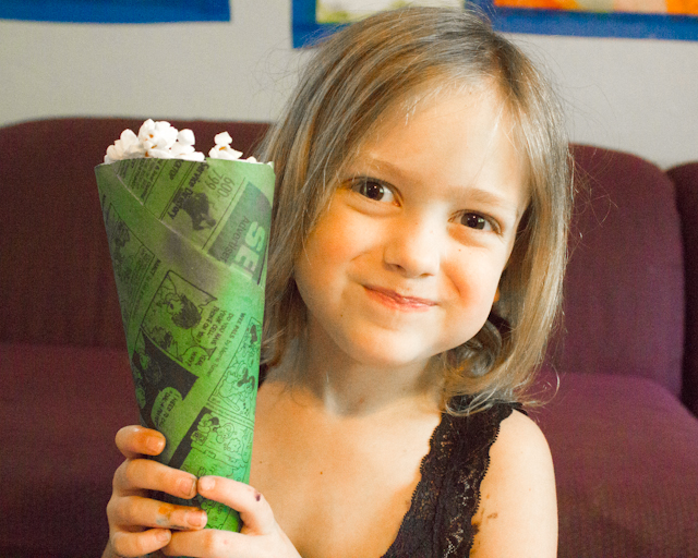 National Popcorn Day crafts