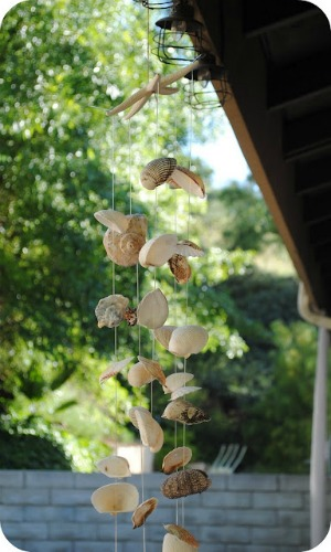 Upcycle Your Summer Shells!