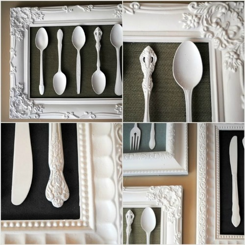 DIY Silverware Crafts