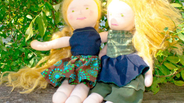 Tips and Tutorials for Making Your Own Waldorf Doll