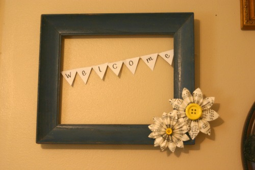 Empty Picture Frame Projects