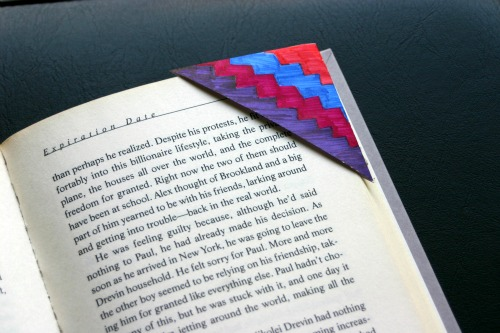 How To: Junk Mail Bookmarks