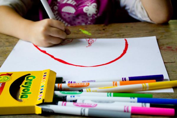Crayola Marker Take-Back and Recycling Program