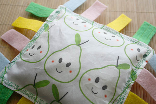 DIY Toy Crinkle Toy for Baby