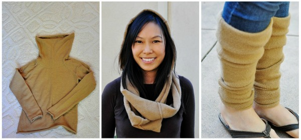 DIY Scarves for Fall!