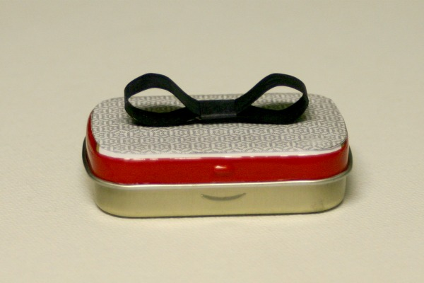 Altoids Tin Gift Holder