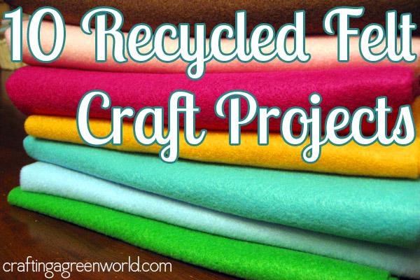 craft ideas for felt