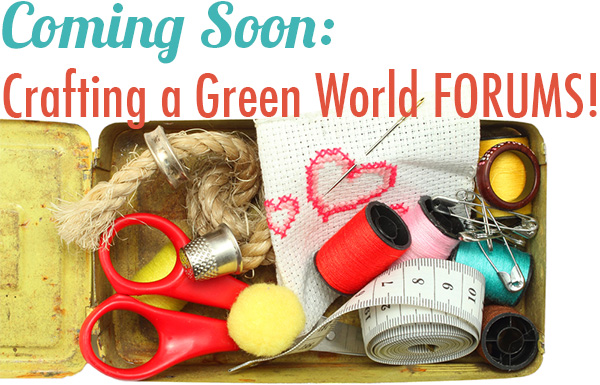 green crafts forums