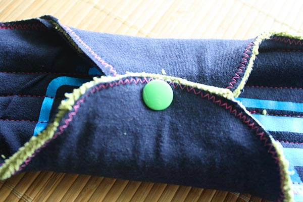 How to Make a Cloth Pad
