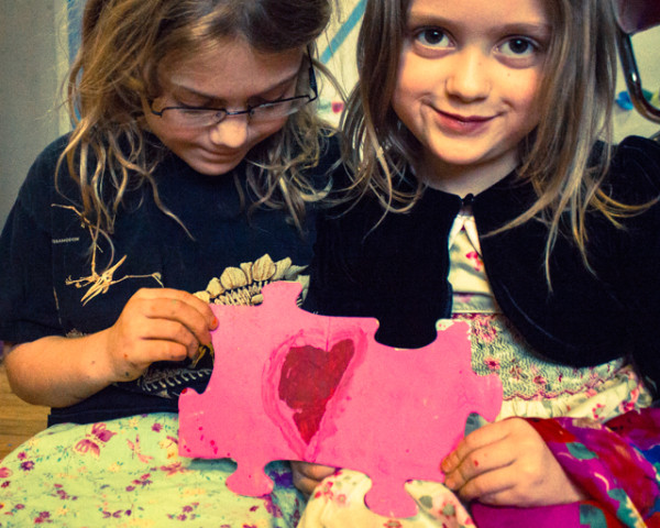 Class Valentines that Kids can Make