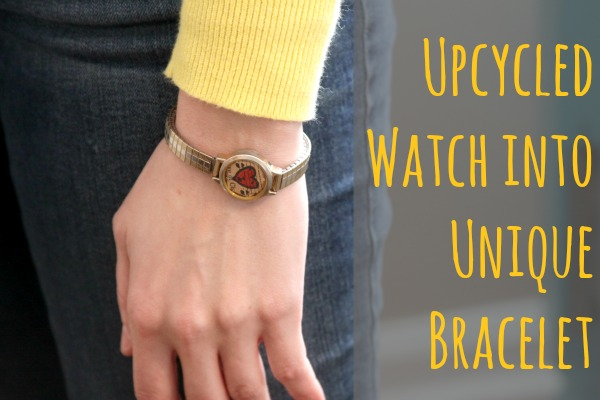 upcycled-watch-into-unique-bracelet