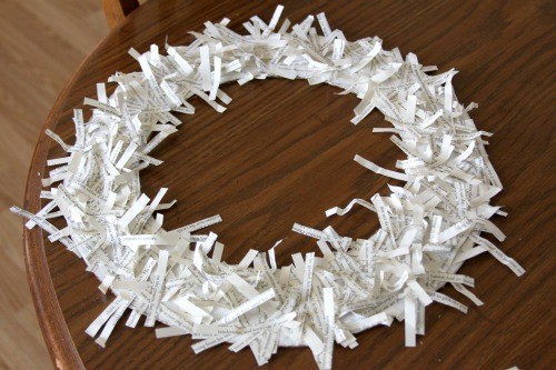 How To: Eco-Friendly Wreath for Easter