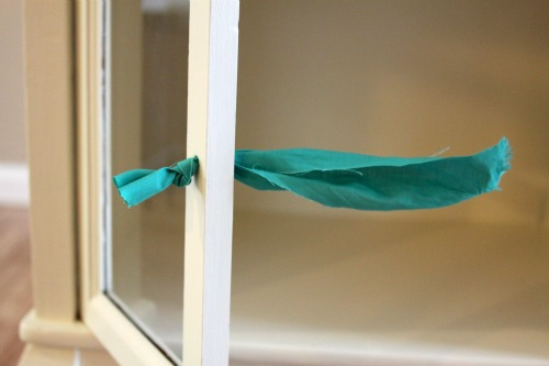 How To: DIY Scrap Fabric Pulls