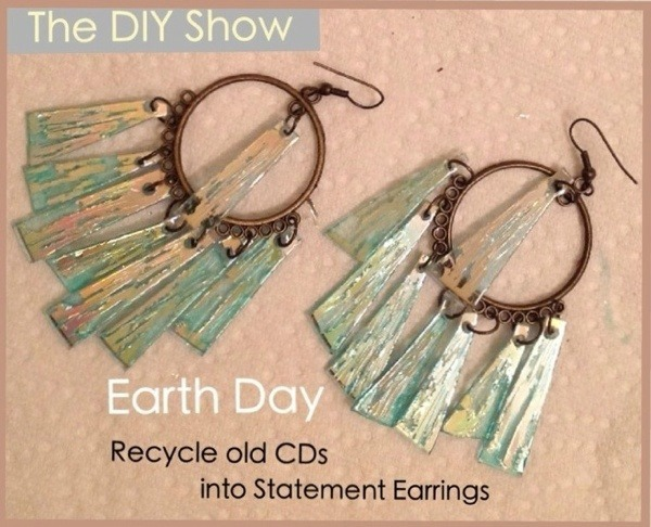 Top 5 Projects from the April Green Crafts Showcase