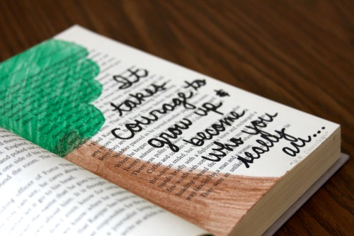 Quotes Journal Fascinating How To Create An Altered Journal • Crafting A Green World