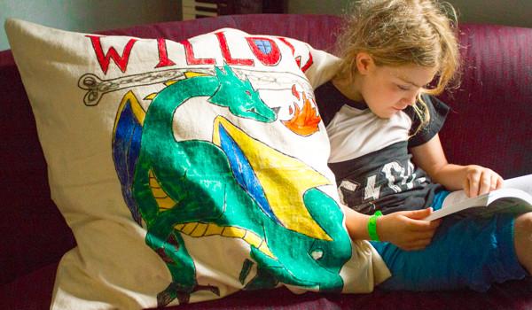 handmade pillowcase tutorial