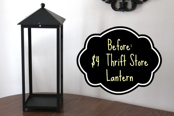 Craft Booth Ideas: Lantern Jewelry Display