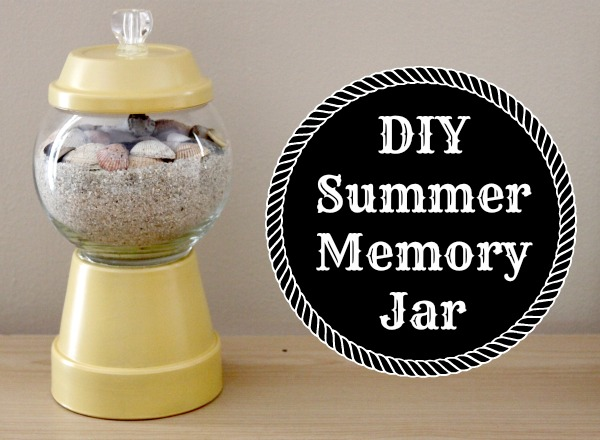 How To: Create a Summer Memory Jar