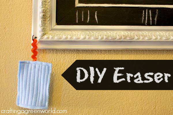 How to Make an Eraser for Your DIY Chalkboard