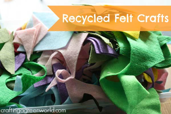 recycled felt