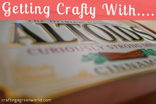 DIY Crafts for Altoids Tins