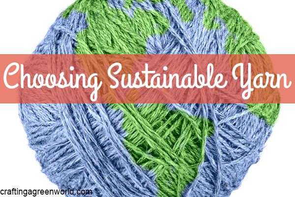 Knitting Crochet Sustainable Yarn