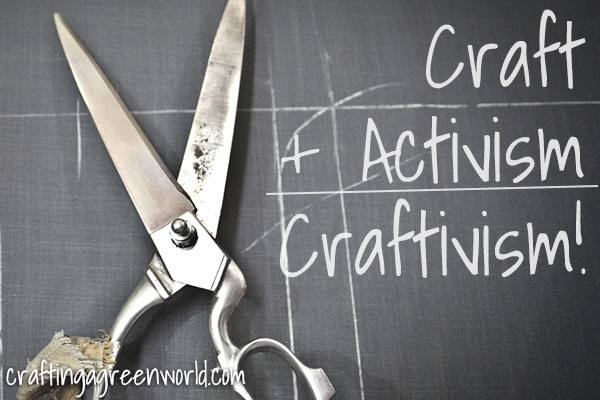 Craftivism: Craft Activism Groups