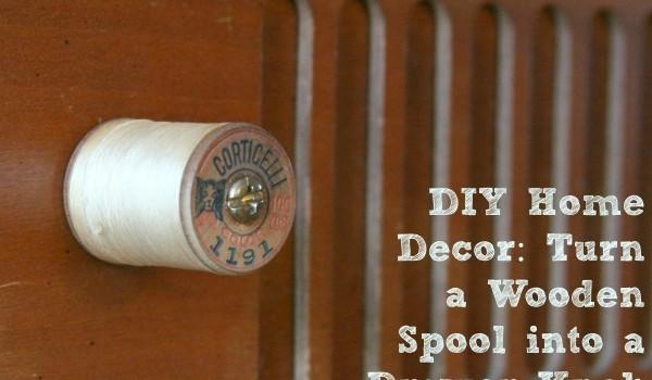 20 DIY Drawer Knob Makeovers