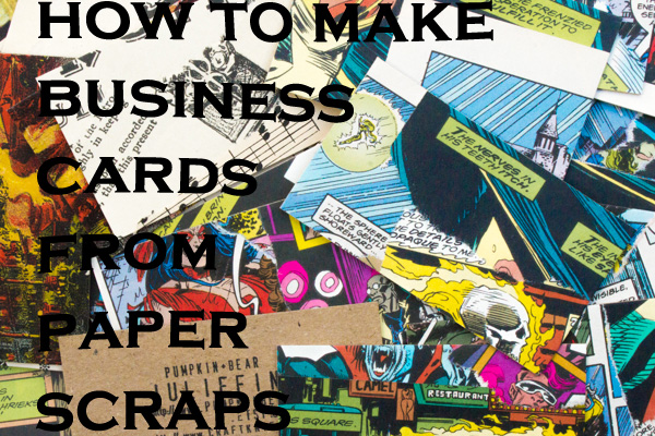 paper scrap business cards tutorial (1 of 1)
