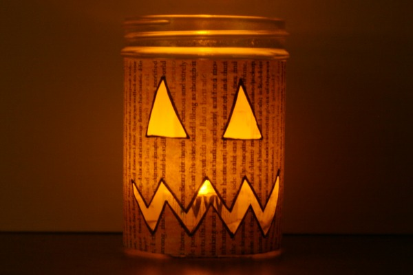 Fall Crafts: Pumpkin Projects
