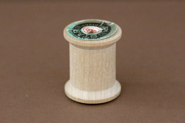 Holiday Crafts: Repurpose a Wooden Spool into a Pumpkin