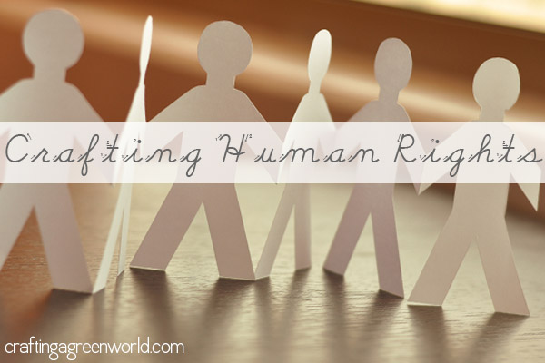 Craftivism: How Craft Supplies Impact Human Rights