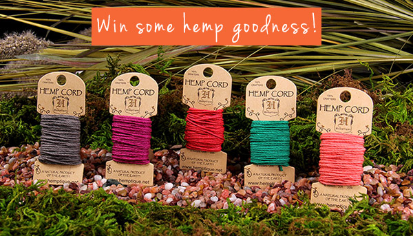 Hemp Twine from Hemptique