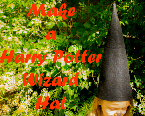 felt wizard hat tutorial (1 of 1)