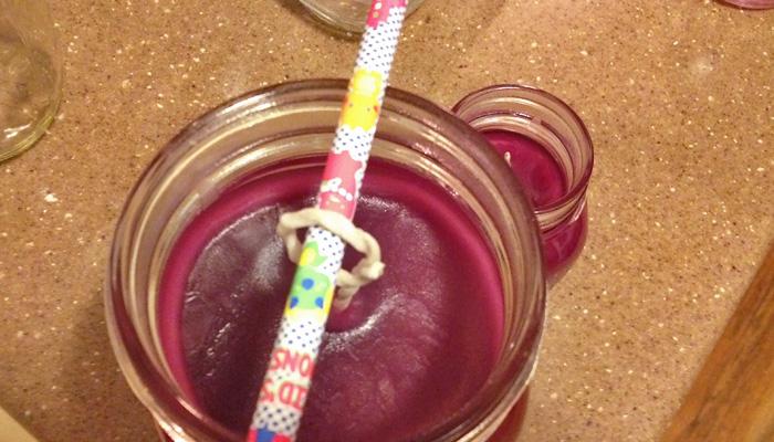 Holiday Christmas DIY Candles