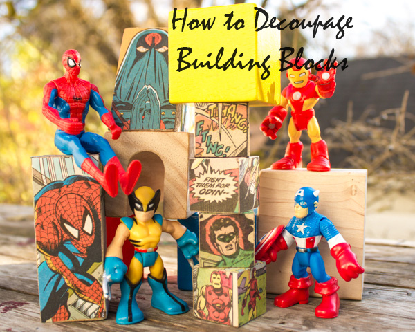 decoupaged building blocks tutorial (1 of 1)
