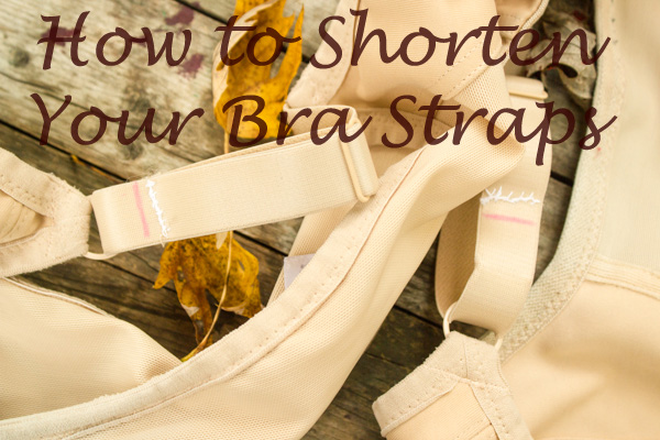 shortening bra straps (1 of 1)
