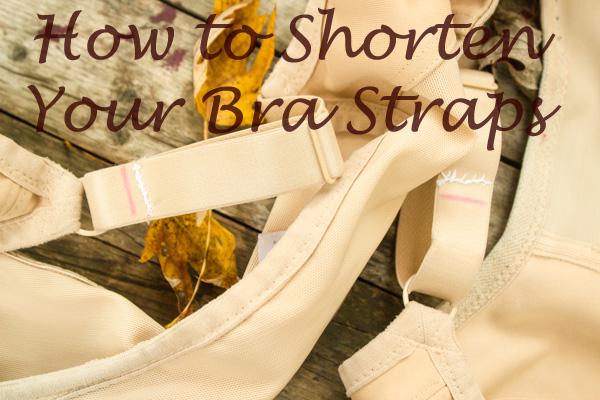 shortening bra straps (1 of 1)