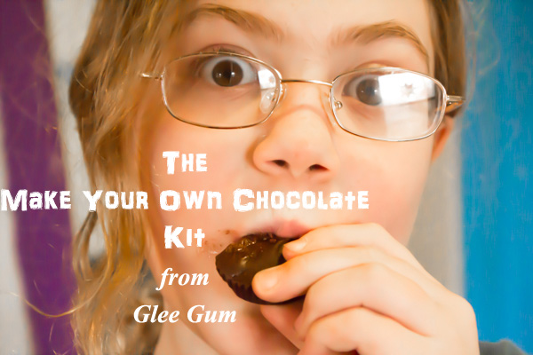 Make Your own Chocolate Kit from Glee Gum (1 of 1)