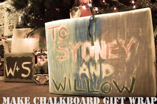 chalkboard gift wrap (1 of 1)