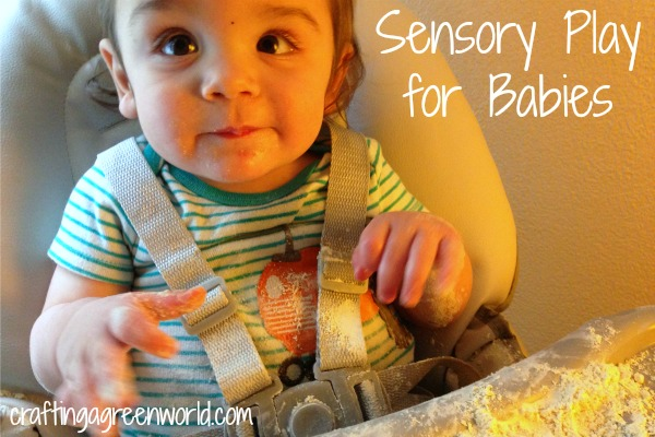 Crafts for Kids: Sensory Play for Babies